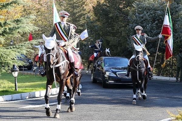 حسن روحانی,ترکمنستان