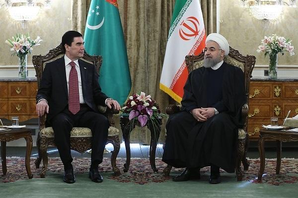 افزایش مناسبات اقتصادی ایران و ترکمنستان تا 60 میلیارد دلار/ 9 سند همکاری میان تهران-عشق آباد