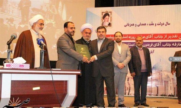 قائم مقام وزیر کشور: دکتر همتی متناسب با ظرفیتهای برجسته قزوین برای استانداری انتخاب شده است