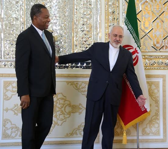 نیجریه مخاطرات کشورش را با ظریف در میان گذاشت/ در دیدار این دو وزیر چه گذشت؟