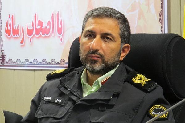 فرمانده نیروی انتظامی قزوین: رسانهها در ارتقاء امنیت جامعه نقش تعیین کنندهای دارند