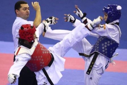۱۶ تکواندو کار قزوینی در رقابت های انتخابی تیم ملی