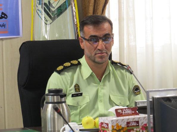جانشین فرماندهی انتظامی استان قزوین: عامل هتاکی در تلگرام در قزوین دستگیر شد
