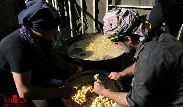 جدیدترین تصاویر از پیاده روی زائران حسینی در مسیر نجف به کربلا