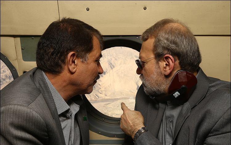 علی لاریجانی,مجلس نهم