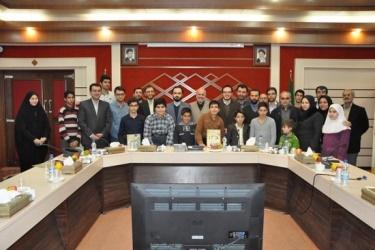 قزوین؛ تنها نماینده ایران جهت شرکت در المپیاد جهانی رباتیک دانش آموزی قطر