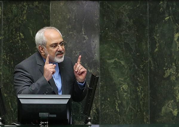 ظریف برای توضیح درباره دست دادن با اوباما به مجلس می رود