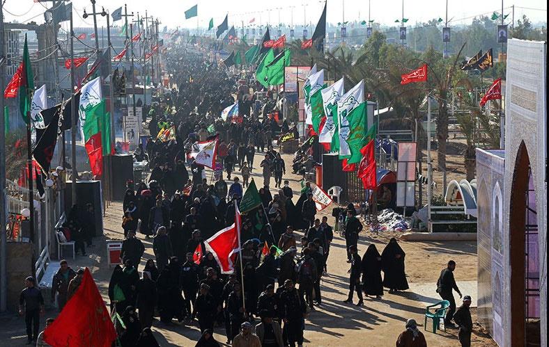 ظرفیت پذیرش زائران اربعین در مرز مهران تمام شد