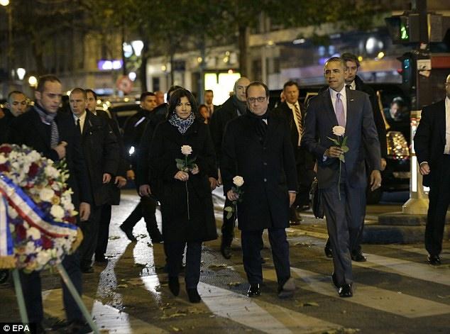 فرانسه,باراک اوباما