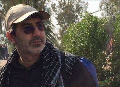 مداحی محمدرضا طاهری در پیادهروی اربعین