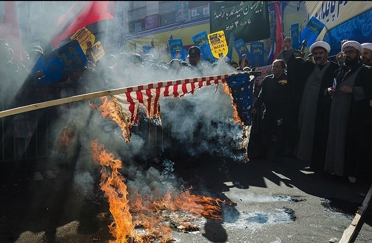13 آبان,ایران و آمریکا