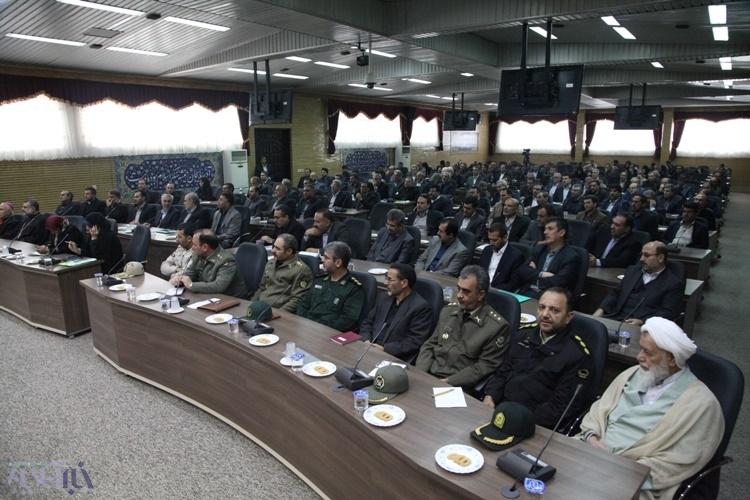 هشتمین جلسه شورای اداری آذربایجان غربی با حضور معاون رئیس جمهور در امور زنان برگزار شد