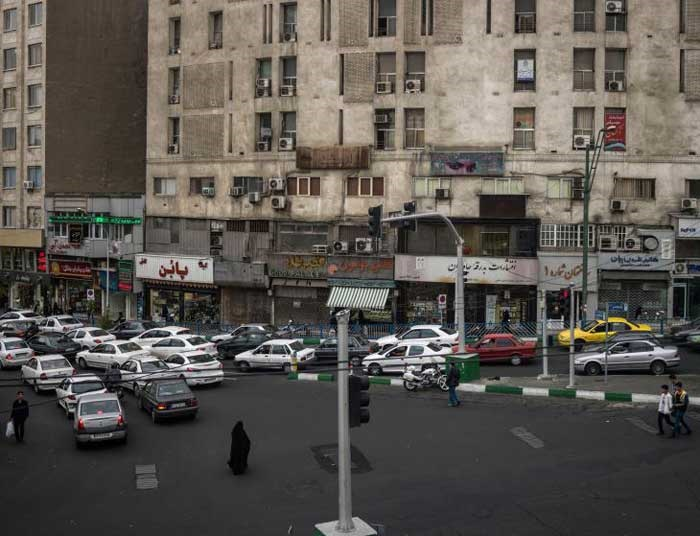 عکسهای ایران در مجله امریکایی تایم
