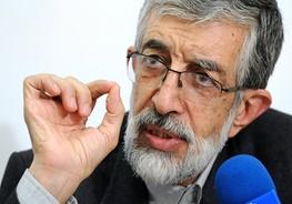 غلامعلی حداد عادل,ایران و آمریکا