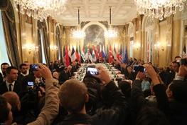نشست وین حل بحران سوریه