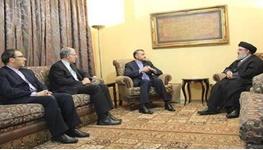 وزارت خارجه,سید حسن نصرالله