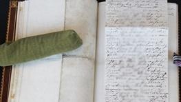کارهای منتشر نشدهی شارلوت برونته در یک کتاب پیدا شد