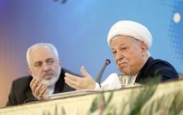 محمدجواد ظریف,اکبر هاشمی رفسنجانی