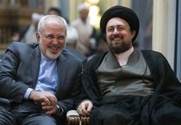 محمدجواد ظریف, سید حسن خمینی