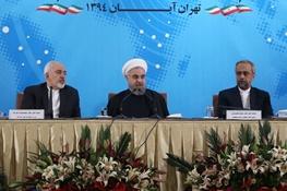 حسن روحانی,توافق هسته ای ایران و پنج بعلاوه یک برجام ,وزارت خارجه