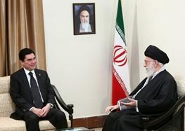 گروه های تکفیری,حمله تروریستی,آیتالله خامنهای رهبر معظم انقلاب,ترکمنستان