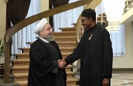 حسن روحانی, نیجریه, تروریسم