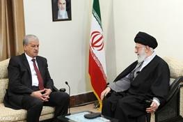 آیتالله خامنهای رهبر معظم انقلاب,الجزایر,ایران و الجزایر