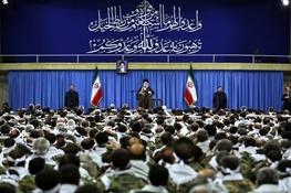 آیتالله خامنهای رهبر معظم انقلاب,بسیج
