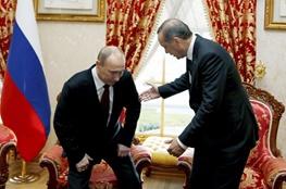 رجب طیب اردوغان,ولادیمیر پوتین,روسیه,ترکیه