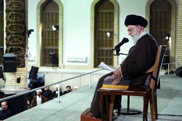 ایران و آمریکا,آیتالله خامنهای رهبر معظم انقلاب