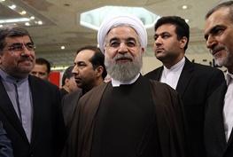 انتخابات مجلس دهم,جشنواره مطبوعات,حسن روحانی