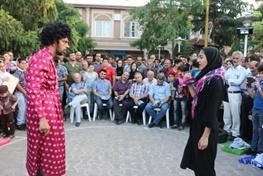 اعلام اسامی نمایشهای خیابانی فجر