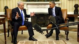 توافق هسته ای ایران و پنج بعلاوه یک برجام ,بنیامین نتانیاهو,باراک اوباما,فلسطین,رژیم صهیونیستی