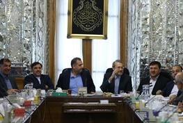 توافق هسته ای ایران و پنج بعلاوه یک برجام ,فراکسیون اصولگرایان رهروان ولایت,علی لاریجانی