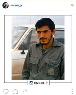 محسن رضایی,شهیدان دفاع مقدس و انقلاب اسلامی