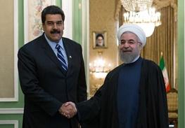 حسن روحانی,ایران و ونزوئلا