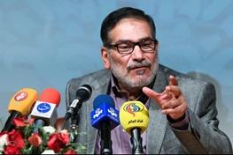 ایران و آمریکا,علی شمخانی