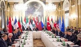 نشست وین حل بحران سوریه ,سوریه