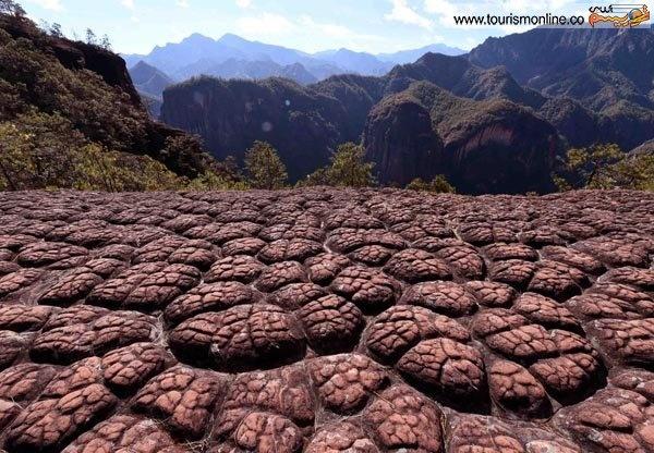 زیباترین مناظر طبیعی از چین