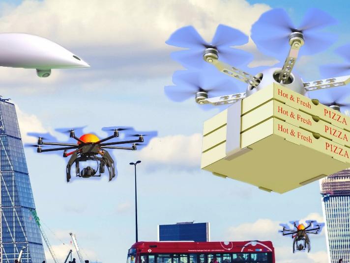 10 تیتر داغ دنیای آی تی از پهپاد غولپیکر پلیس توکیو تا کارت کریسمس رمزگذاری شده سازمان GCHQ