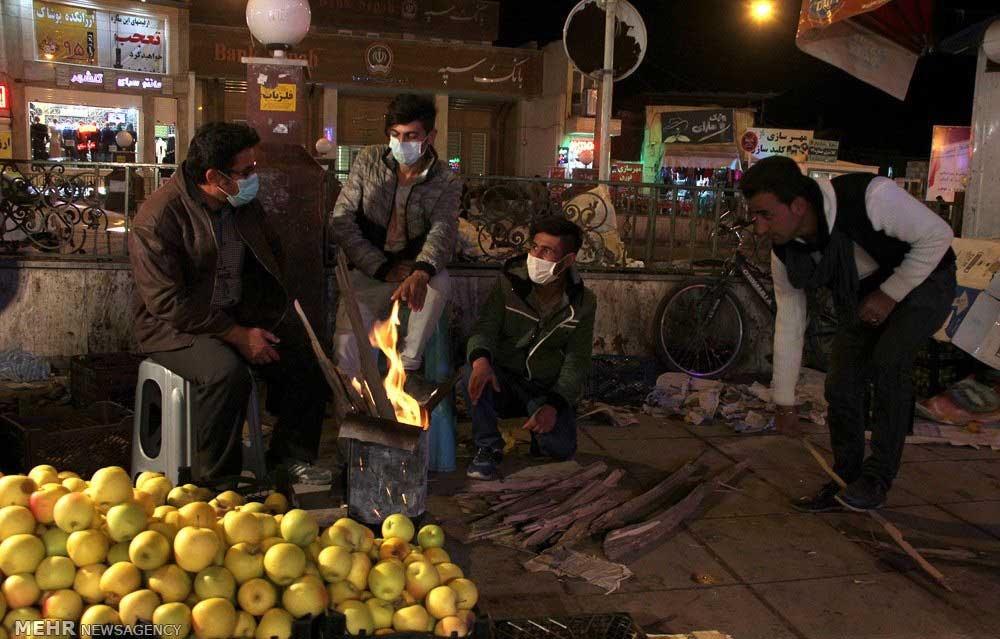 شیوع بیماری آنفلوآنزا در کرمان