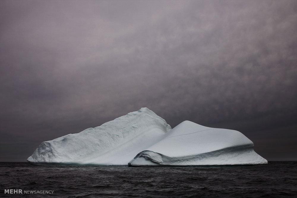 عکسهای دیدنی از تغییرات آب و هوایی