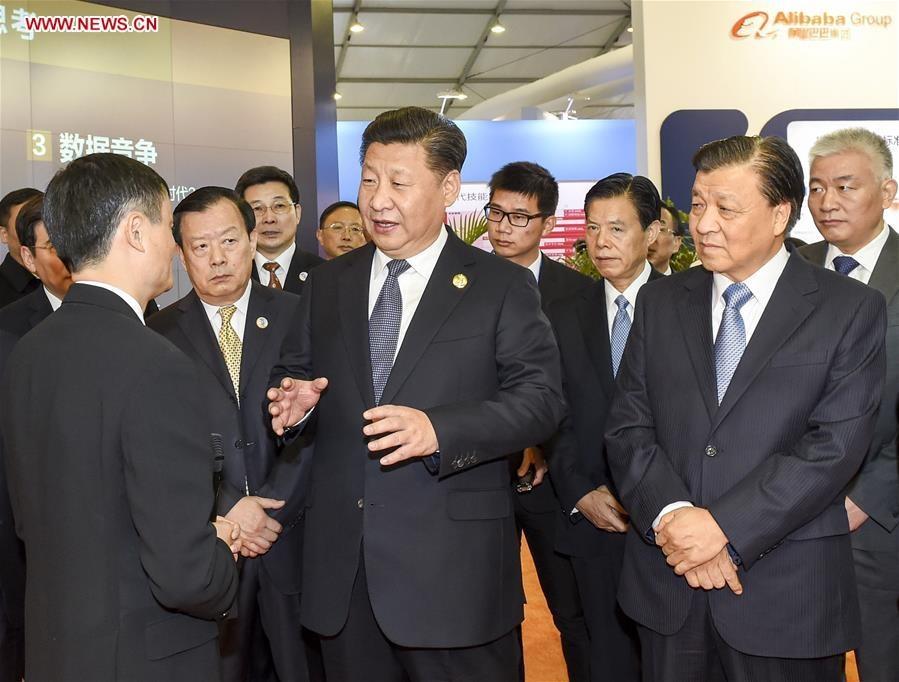 تأکید چین بر «حاکمیت سایبری» کشورها در نشست جهانی اینترنت