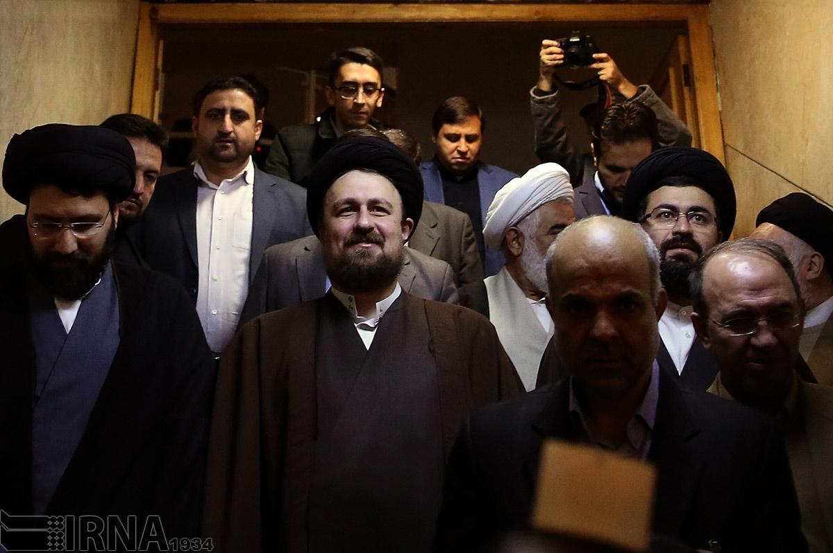 واکنش سیدحسن خمینی به منتقدان نامزدیش در انتخابات خبرگان: برای تحکیم انقلاب، از آبرویم گذشتم