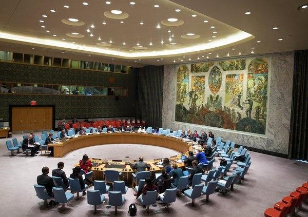 پیش نویس قطعنامه 2244 درباره طرح صلح سوریه به تصویب رسید