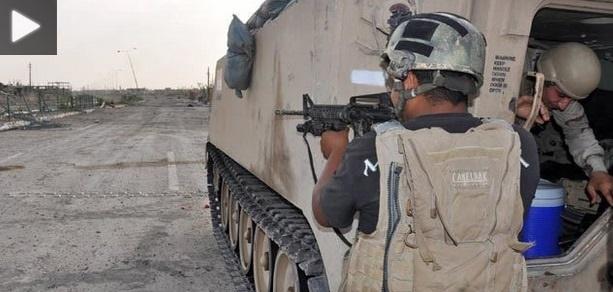 پاکسازی رمادی را ببینید/  گزارش خواندنی اسکای نیوز عربی از طراحی حملات ارتش عراق