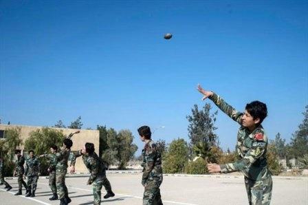 حمله به سوریه,سوریه