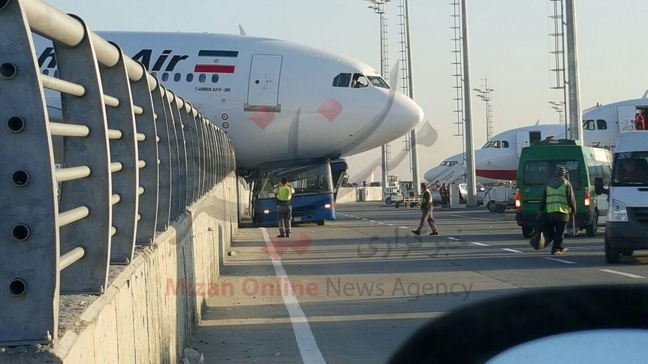 جزییات جدید از  سانحه هواپیمای ماهان در فرودگاه استانبول