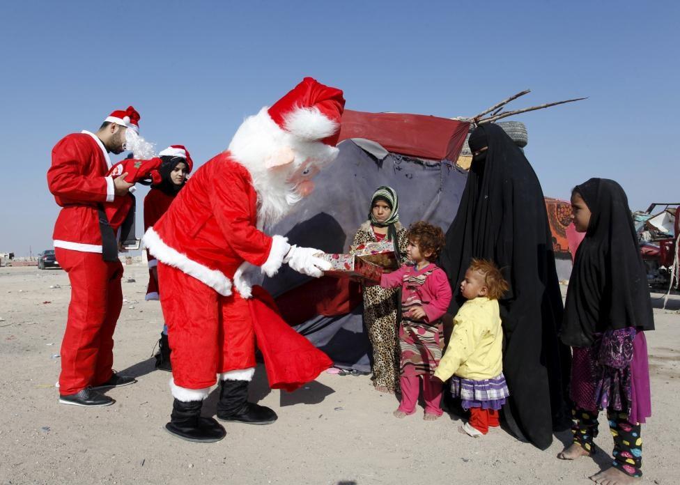 عراق,کریسمس