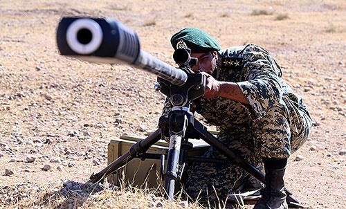 مشخصات فنی قدرتمندترین تکتیرانداز جهان که ایران تولید میکند